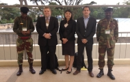 UNODA conducts advanced training on ammunition management using International Ammunition Technical Guidelines (IATG)