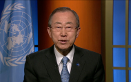 Secretary-General's video message on the 10th anniversary of United Nations Security Council resolution 1540
