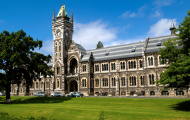 "High Representative Kane concludes New Zealand lecture series at the University of Otago with speech on ""The Disarmament Taboo"""