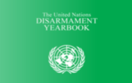 Disarmament Resolutions and Decisions of the 68th Session of the General Assembly - now available online