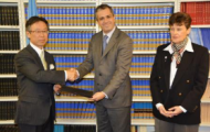 Japan becomes 32nd state to ratify the Arms Trade Treaty. Fifty ratifications needed for entry-into-force