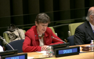 "High Representative Kane's remarks at NPT PrepCom side event on ""Nuclear Weapons and the Moral Compass"""