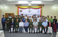 UN Regional Disarmament Centre Supports Myanmar to Build Capacity in Small Arms Control