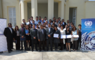 UNLIREC and Peru intensify collaboration in arms control through stockpile management training