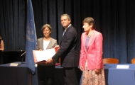 Eight More States Ratify Arms Trade Treaty at event commemorating one year since its opening for signature in 2013