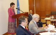 Security Assurances in the Context of the NPT: High Representative Kane's remarks at the Nuclear Discussion Forum hosted by Kazakhstan