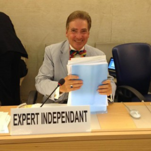 Mr. Alfred-Maurice de Zayas of the United States