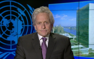 Michael Douglas: The ATT will make it harder for weapons and ammunition to reach those who misuse them