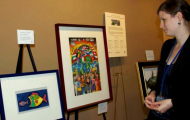 UN Art for Peace Exhibit supports the first observance of the International Day for the Total Elimination of Nuclear Weapons