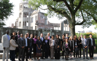 United Nations Office for Disarmament Affairs Fellowship Programme of 2014 Begins Final Segment at Headquarters