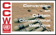 UNODA's CCW Implementation Support Unit launches publication on the Convention on Certain Conventional Weapons