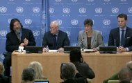 UN Mission to Investigate Allegations of the Use of Chemical Weapons in the Syrian Arab Republic - Press Conference