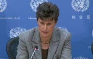 "(Reuters Headline) ""U.N.'s Kane calls for greater Syrian disclosure on chemical weapons"""