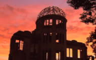 """New film by an atomic bomb survivor """"What happened that day?"""" available at the disarmament education website"""