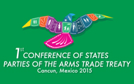 Secretary-General's message to the First Conference of State Parties to the Arms Trade Treaty