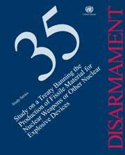 Disarmament Study Series, No. 35