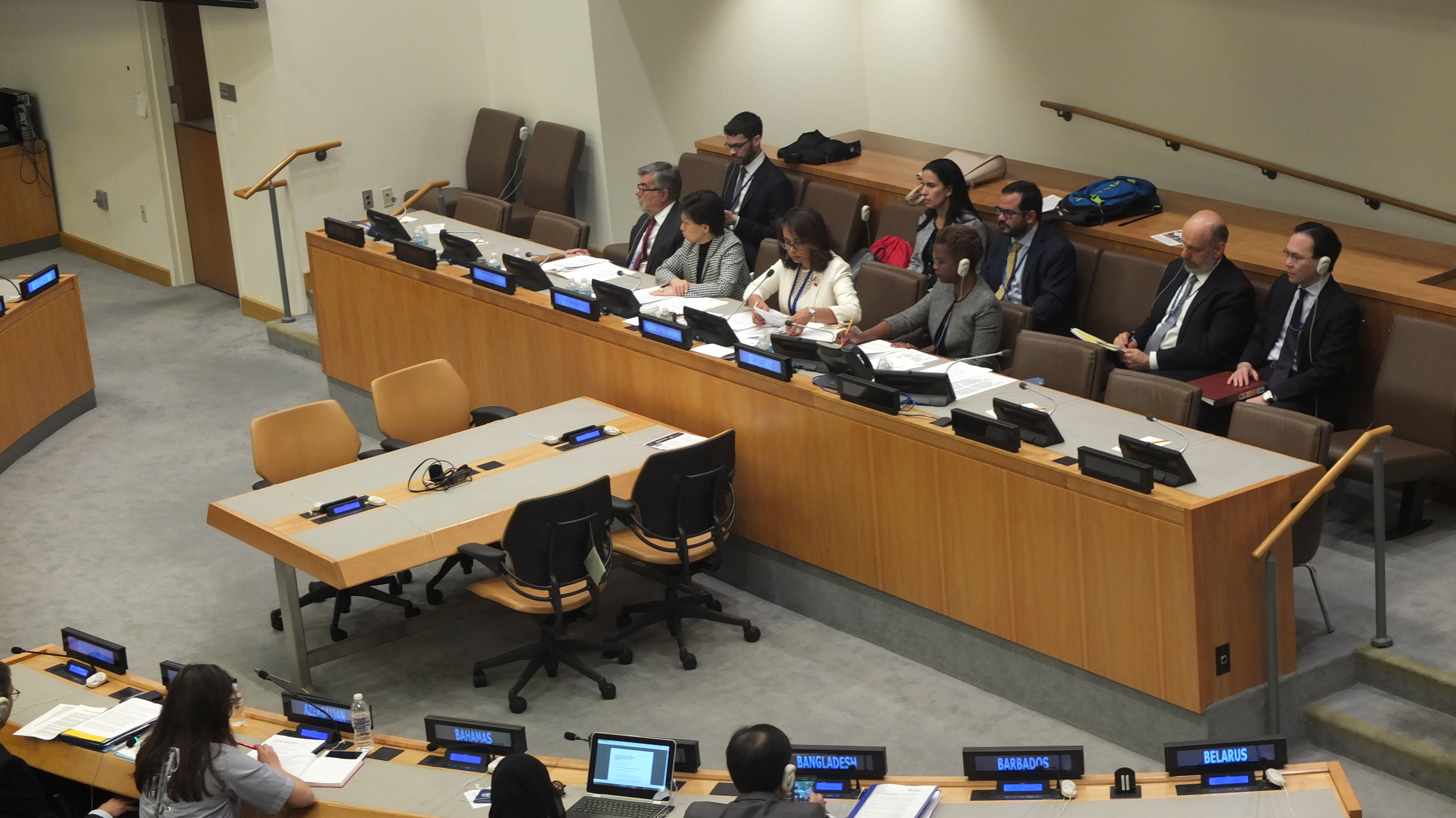 UN Conference on Treaty to Prohibit Nuclear Weapons