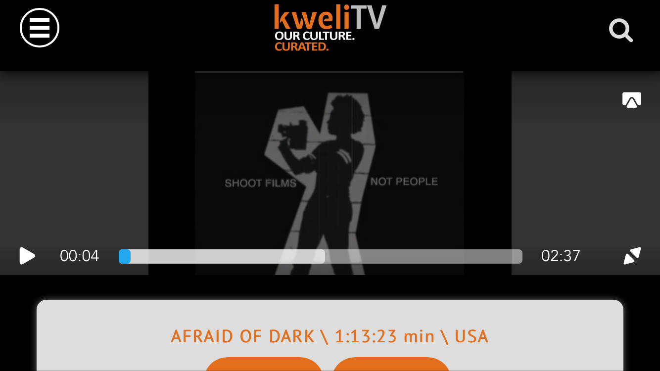 kweliTV FAQs   kweliTV