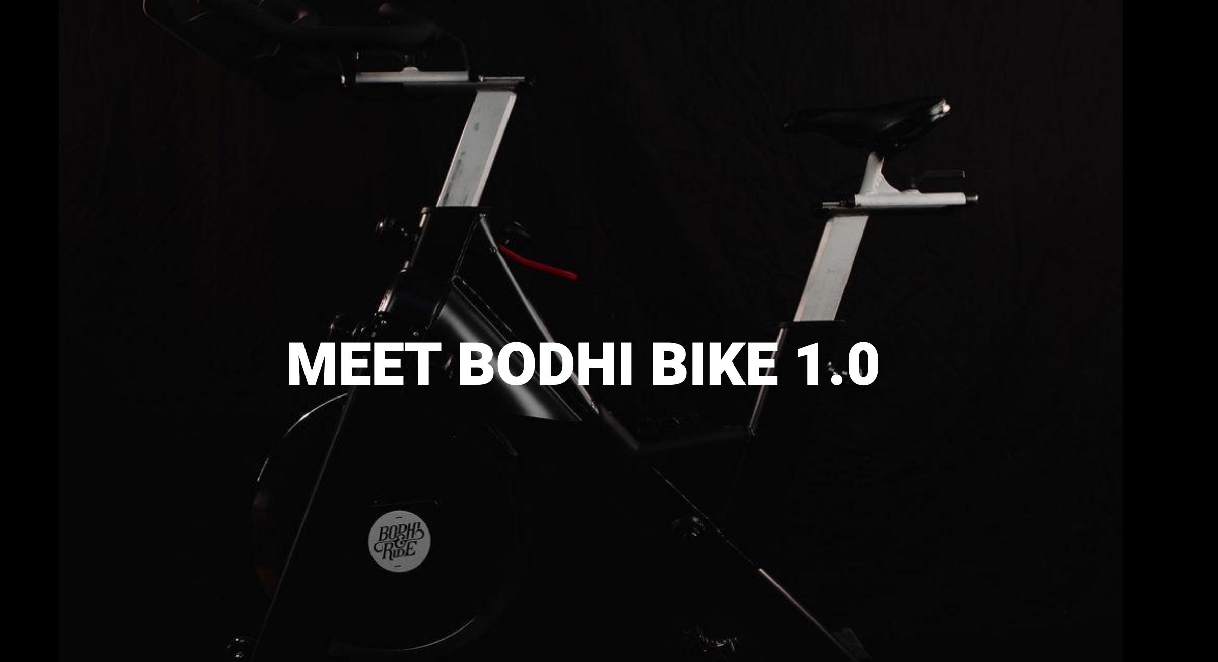 Meet Bodhi Bike 1.0