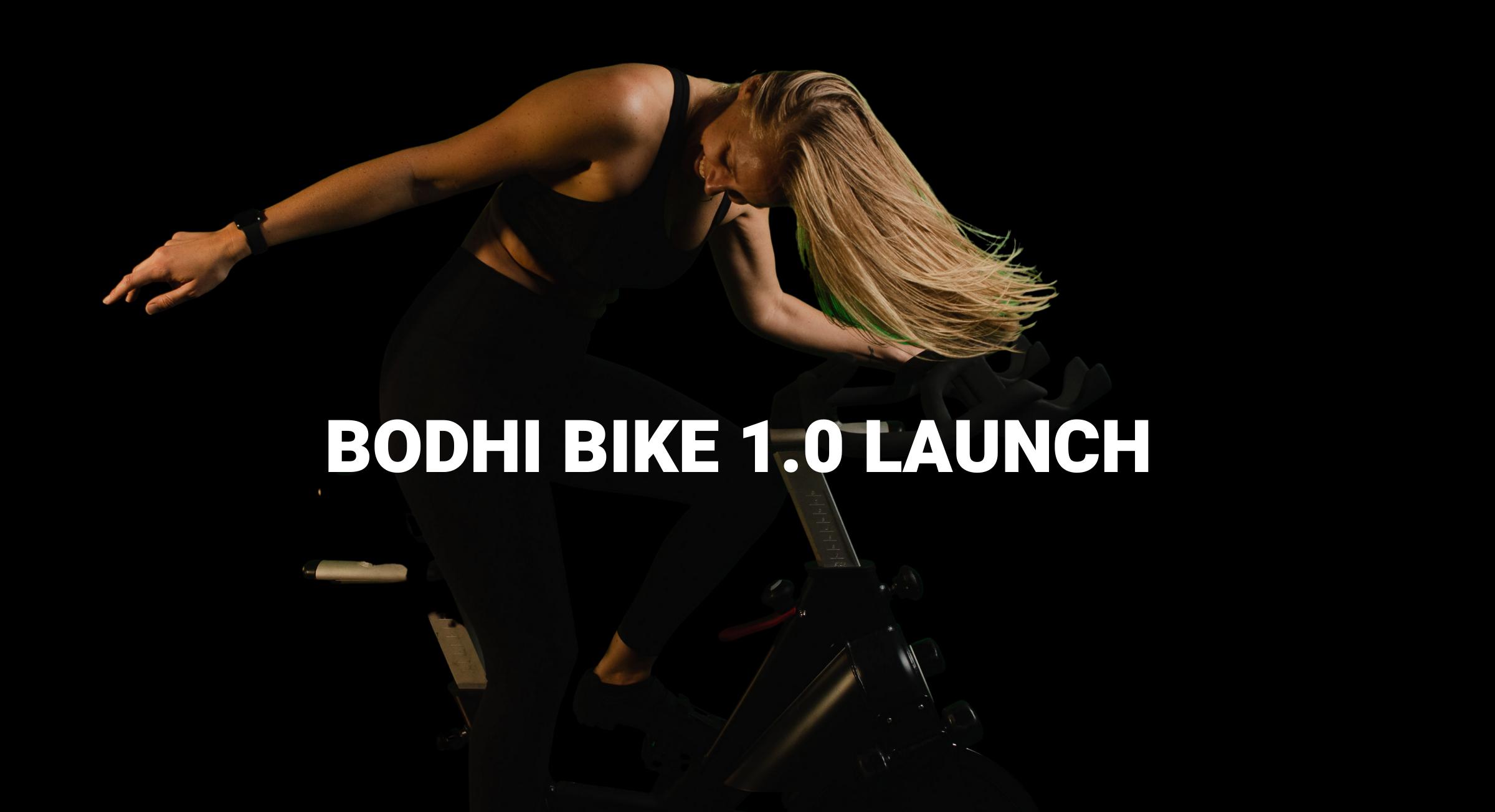 Bodhi Bike 1.0 Launch