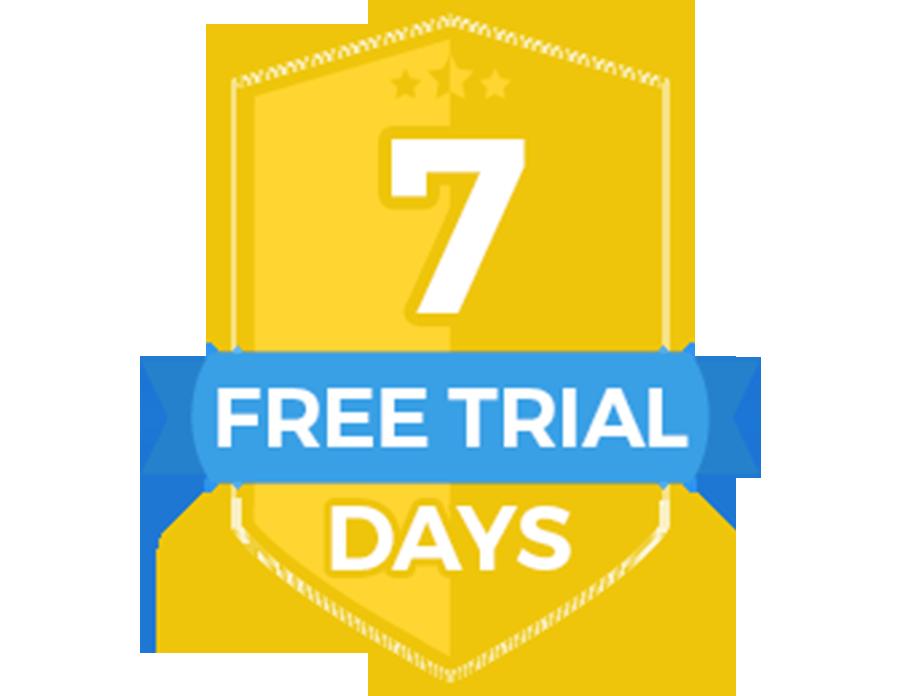 Free 7 Days Membership