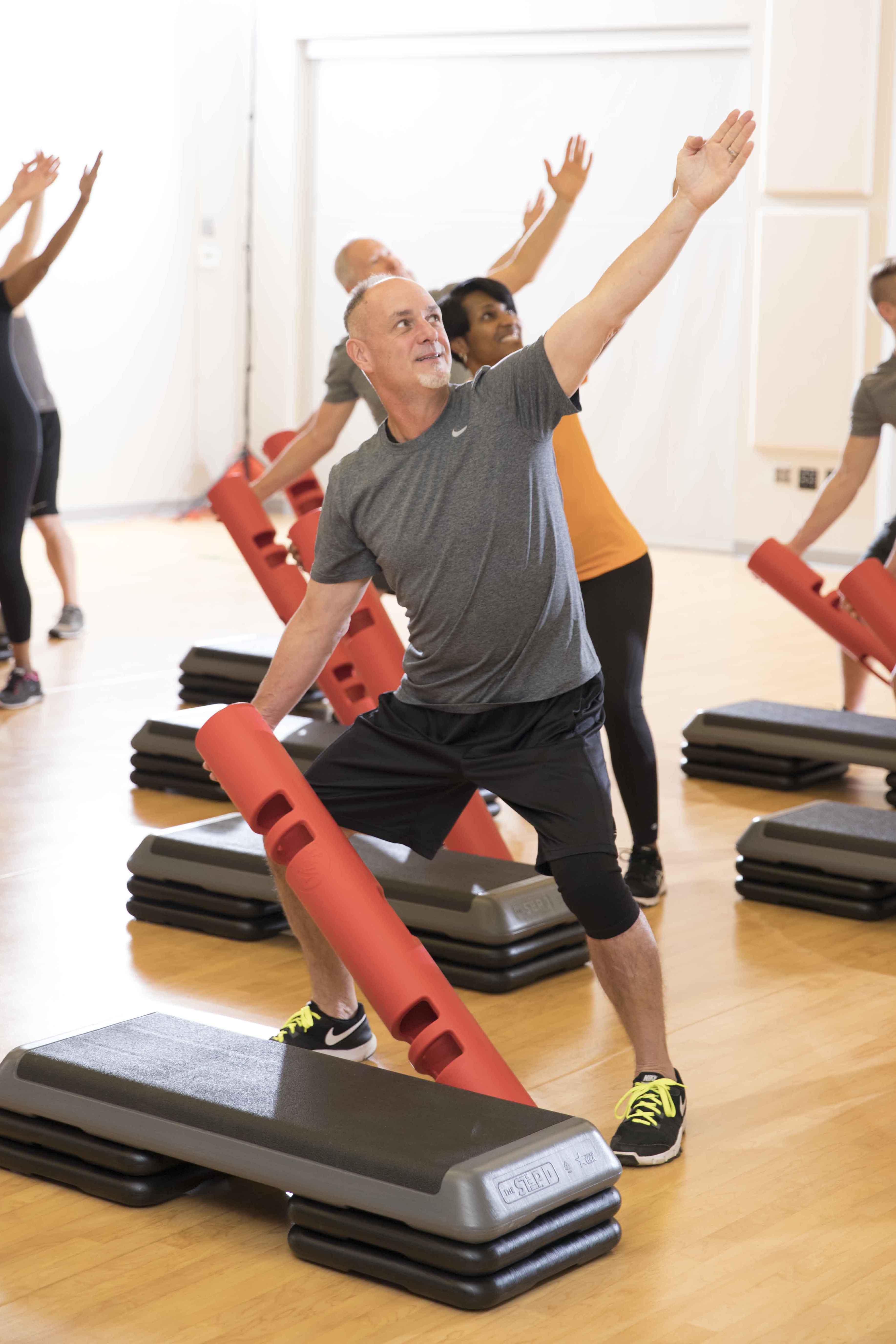 すべてのレッスン、トレーナーが体力や筋力に自信がない方向け
