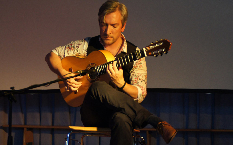 Flamenco Guitar: Palos classes