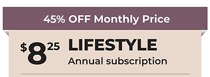 $8.25 Lifestyle Plan