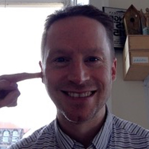 Mickey Graham headshot