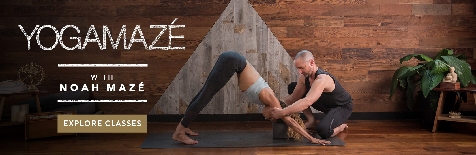 YOGAMAZÉ with Noah Mazé