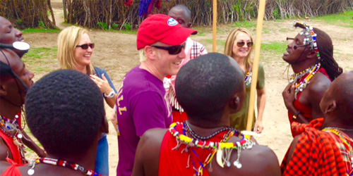 Leadercast Expedition: Africa - March 2017