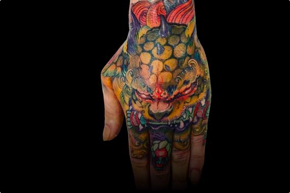 Tristen Zhange - Hand