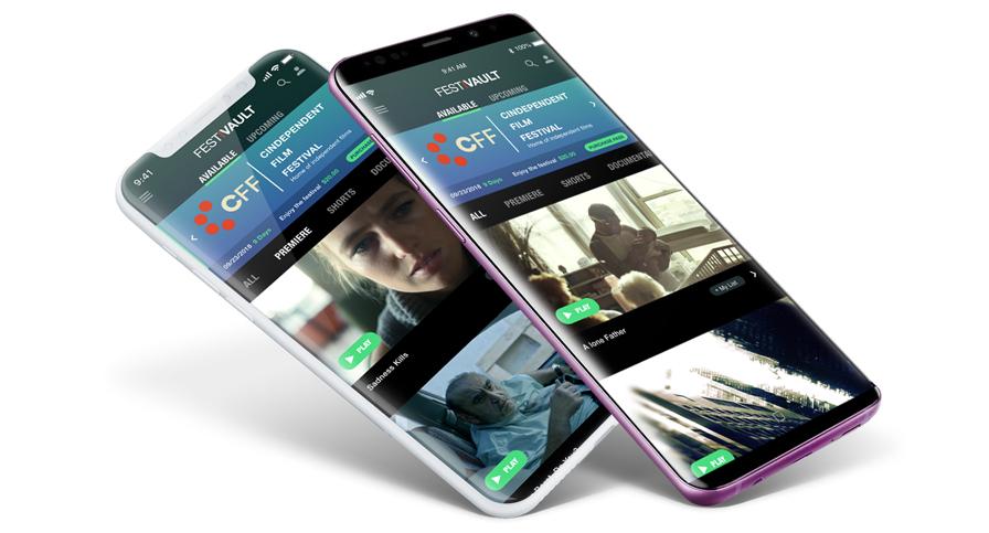 Festivault App