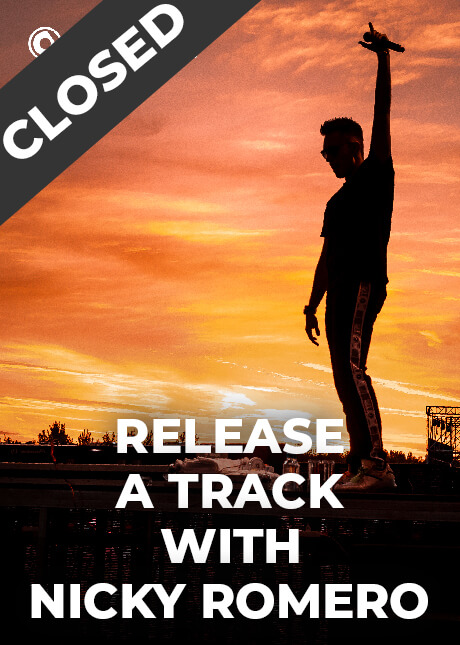 Release a track with Nicky Romero