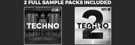 Techno 1 and 2 Sample Packs