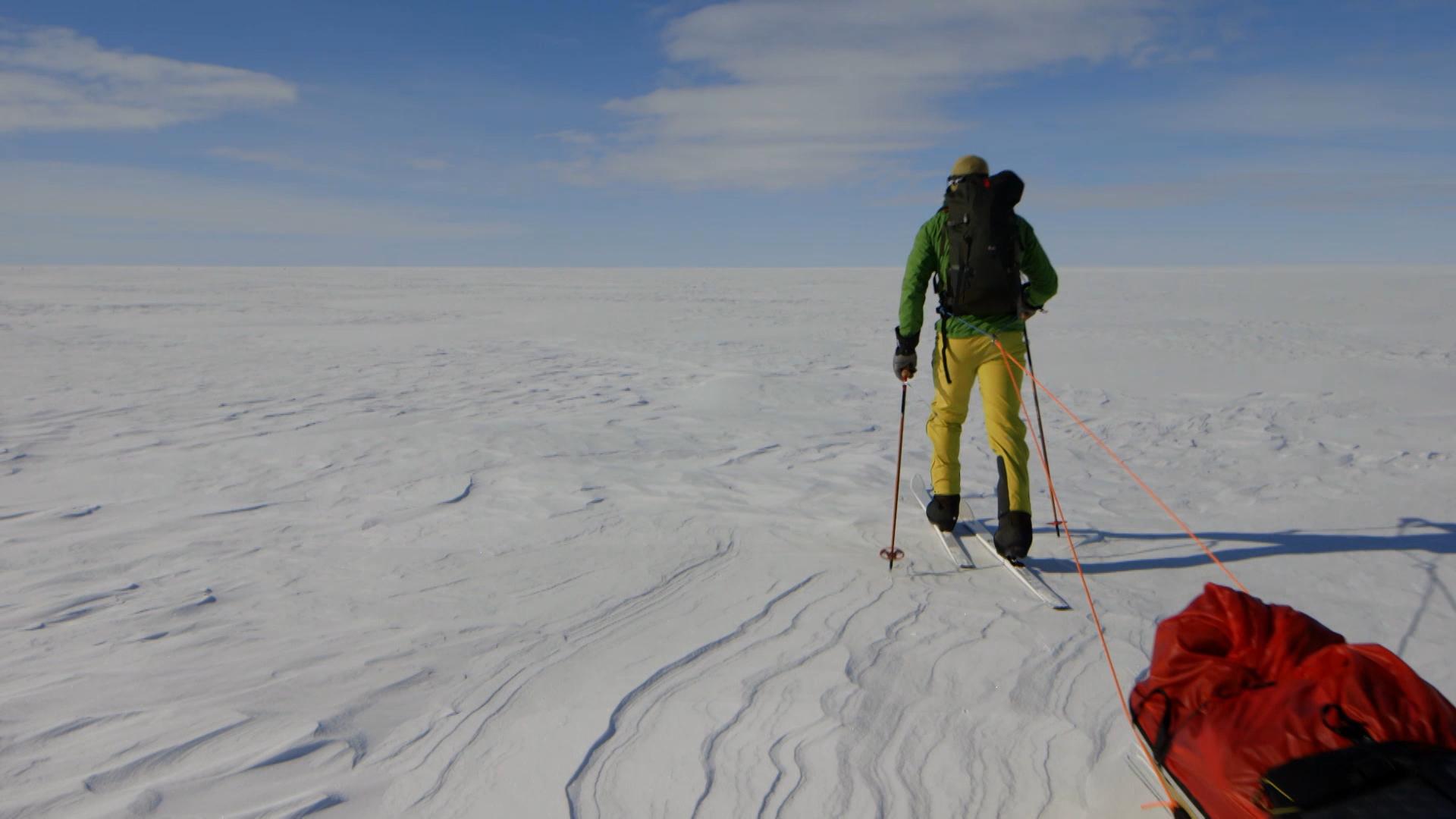 B1+ South Pole Challenge