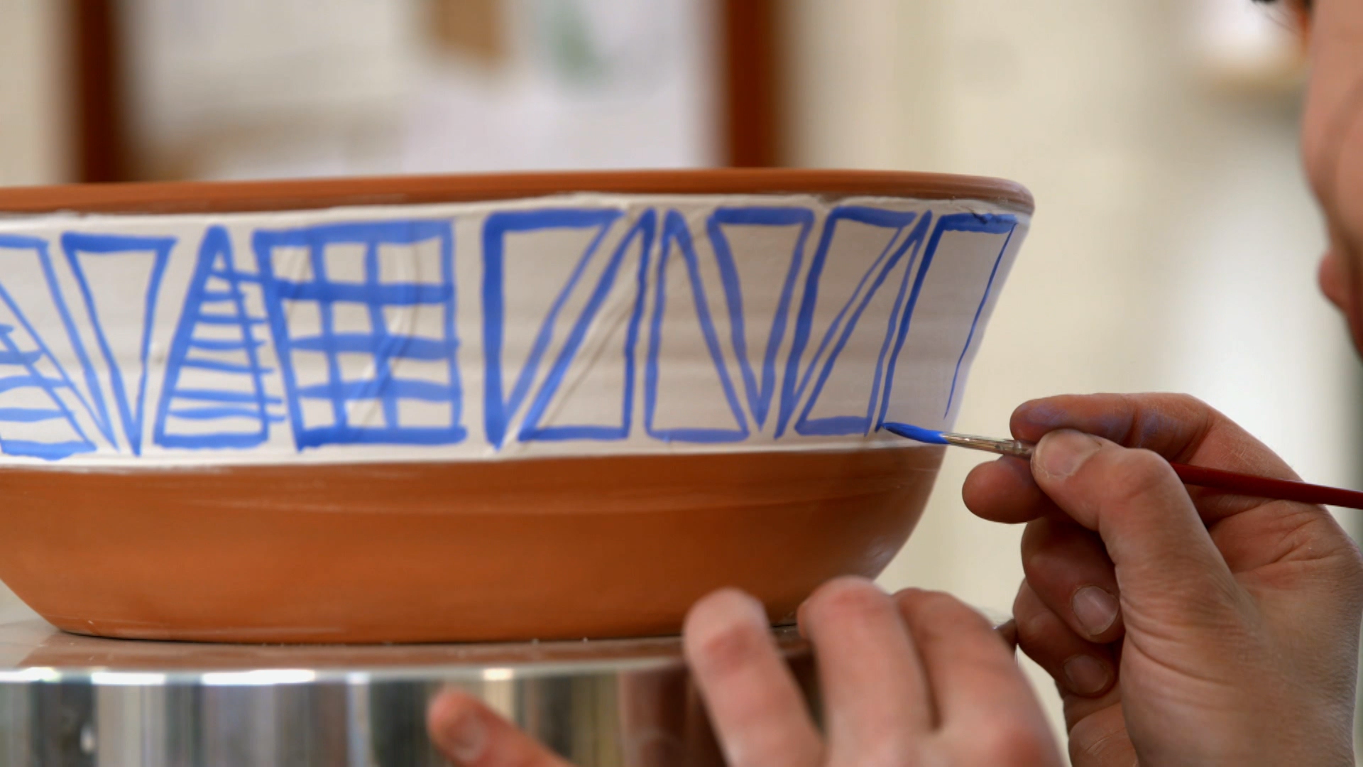 B1 Pottery Challenge