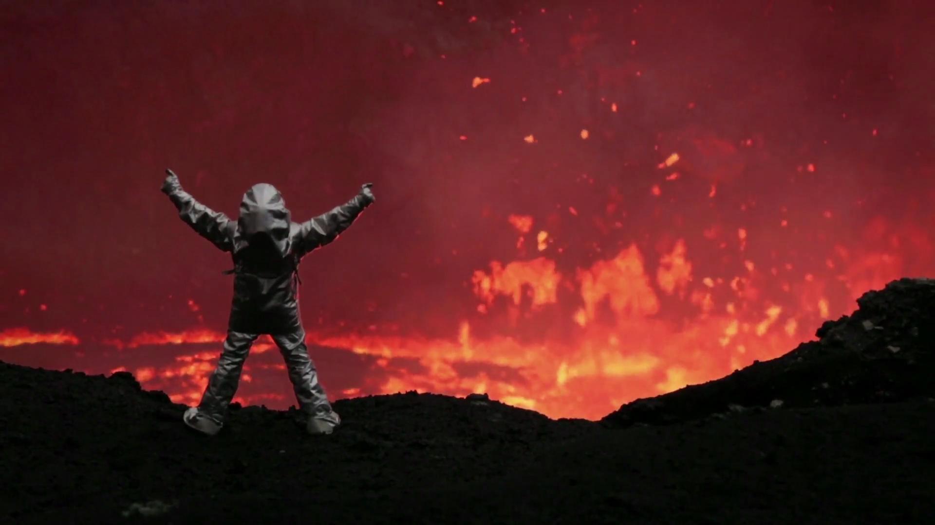 A1 Volcano Adventure