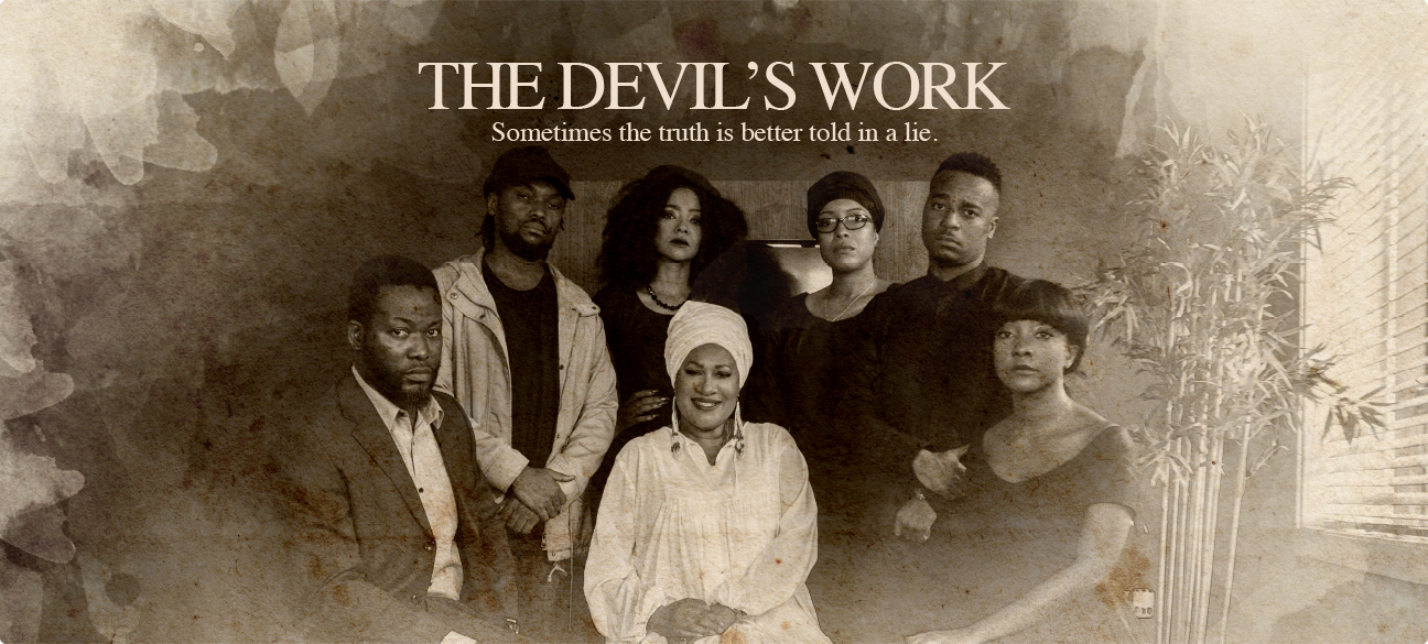 poster of a title that's coming soon: Devil's Work