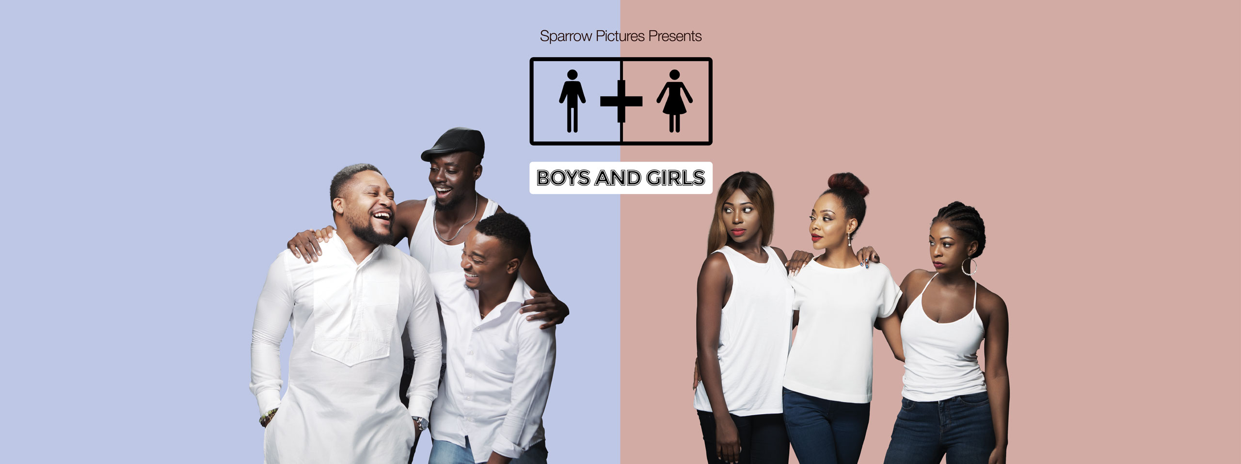 poster of a title that's coming soon: Boys and Girls