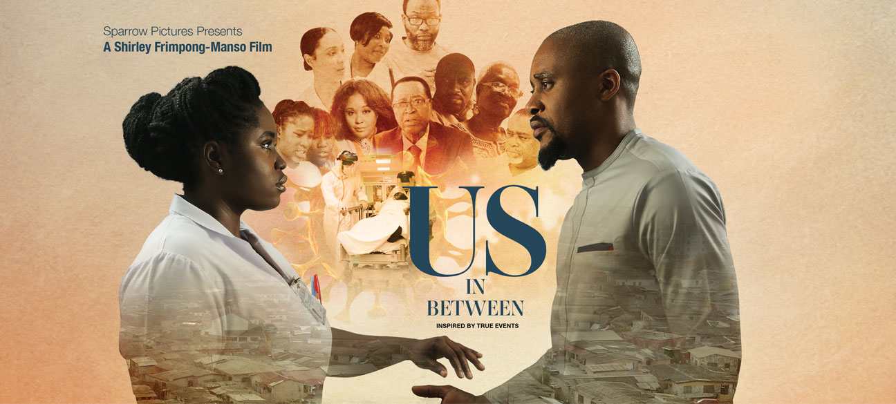 Us In Between movie poster