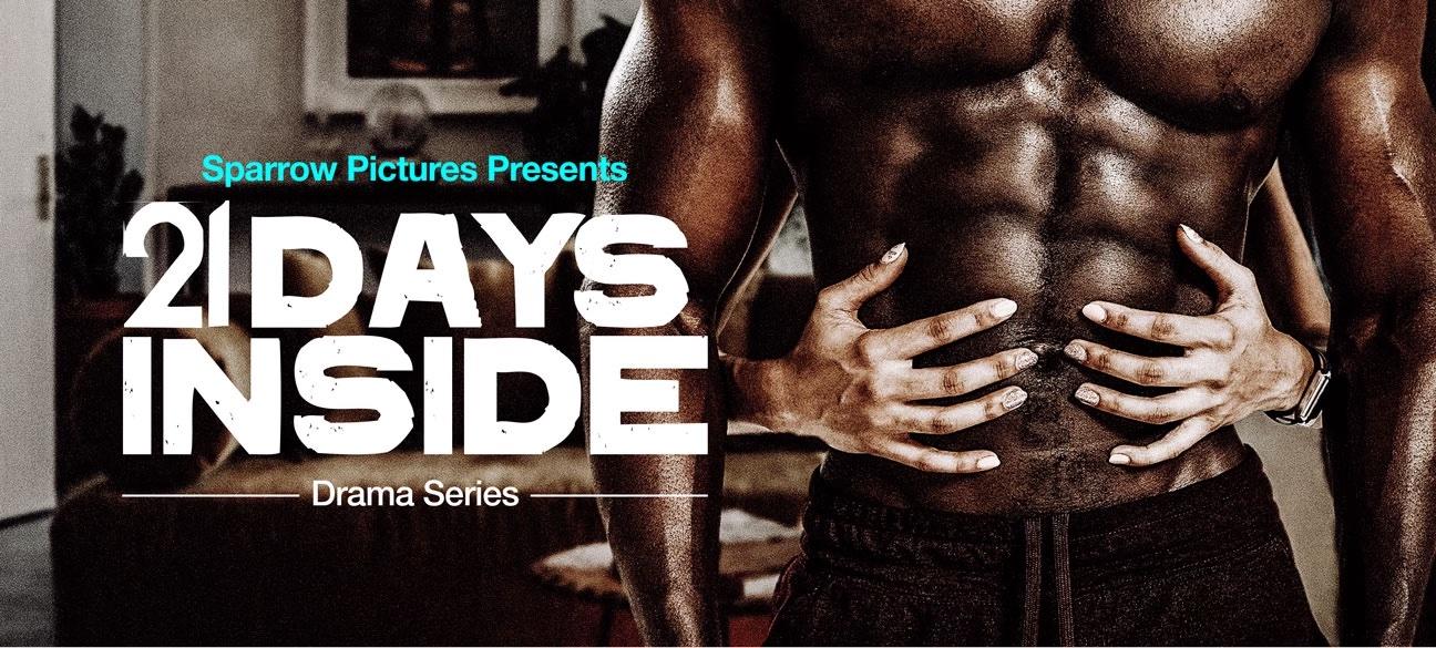 21 Days Inside Drama Series poster