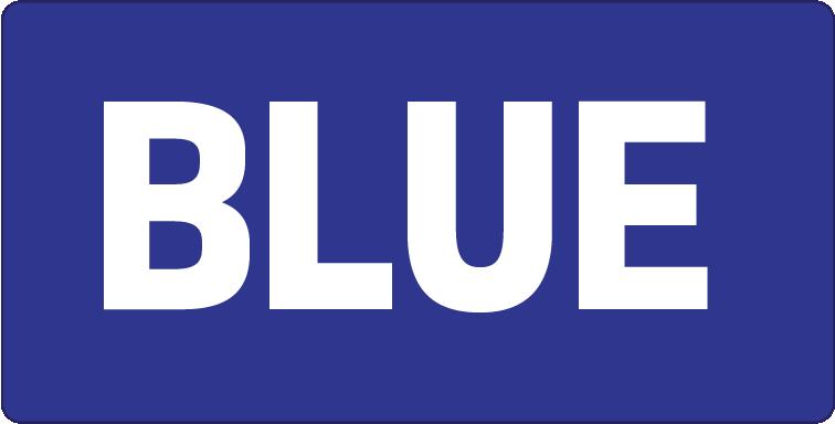 BLUE - Icon