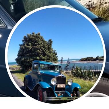 "<p><span style=""color: #000000fa;"" >Tony Haycock, ex Classic Driver Magazine Editor (NZ Edition)</span></p>, <p>In Person</p>"