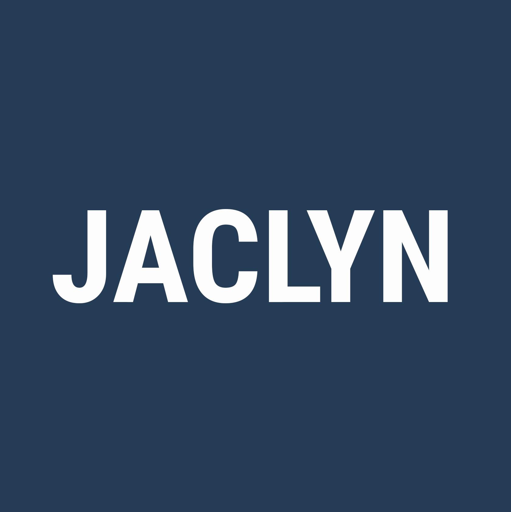 <p>Jaclyn</p>, <p>1:1 Client</p>