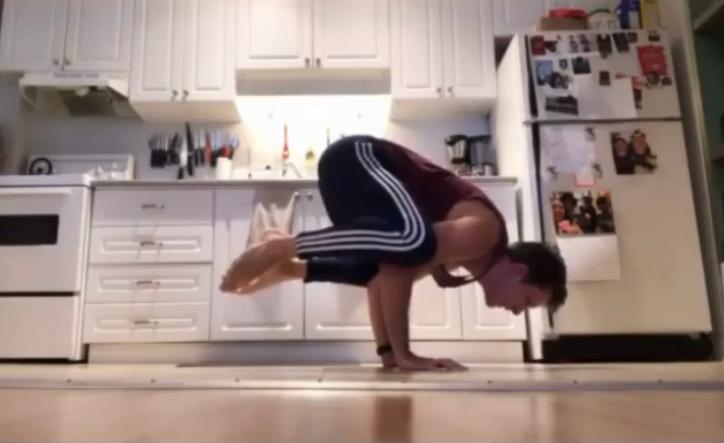 <p>Josh</p>, <p>Yoga Flows</p>