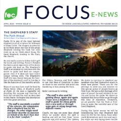 FOCUS E-Newsletter