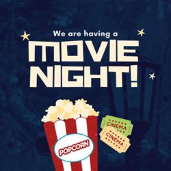 Church-Wide Movie Night