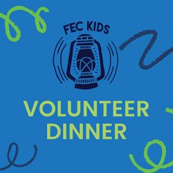 FEC Kids Volunteer Dinner