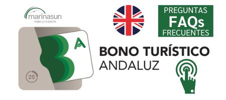 FAQ Inglés Bono Turístico